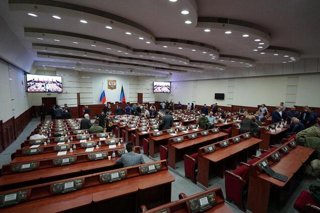 В ''Д/ЛНР'' пройдут ''выборы'': назначена дата