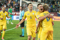 Украина – Словакия: где сегодня смотреть матч Лиги наций