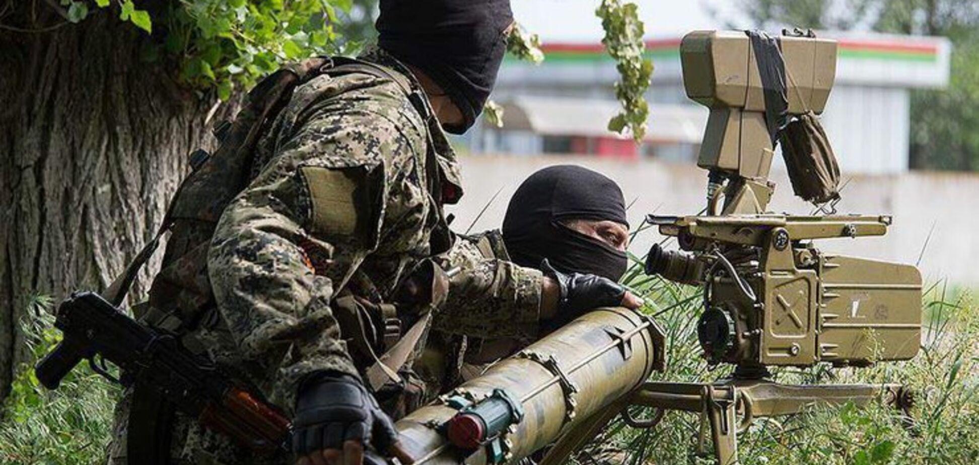 Война на Донбассе: Украина заявила о беспрецедентных действиях террористов