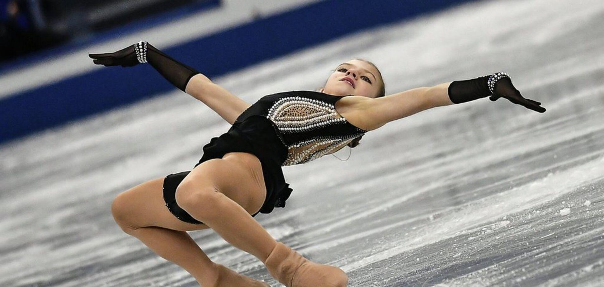 14-летняя фигуристка впервые в истории исполнила уникальный прыжок