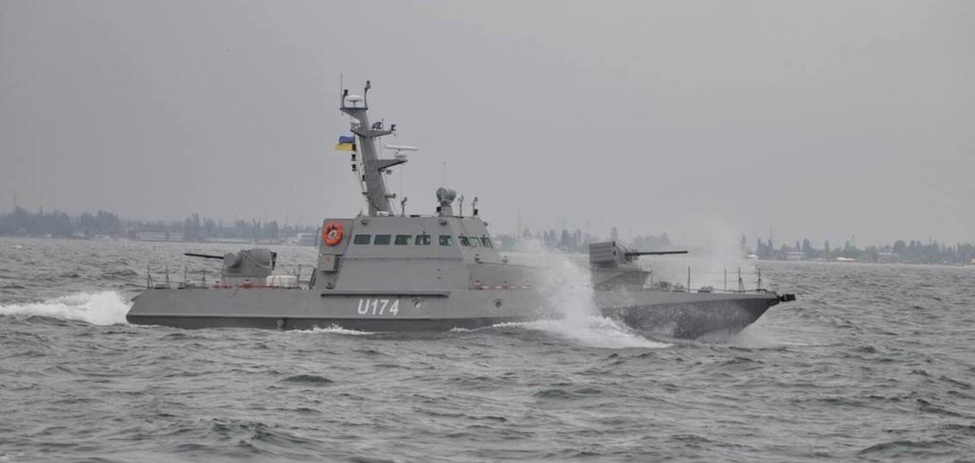 ВСУ начали перебрасывать технику в Азовское море