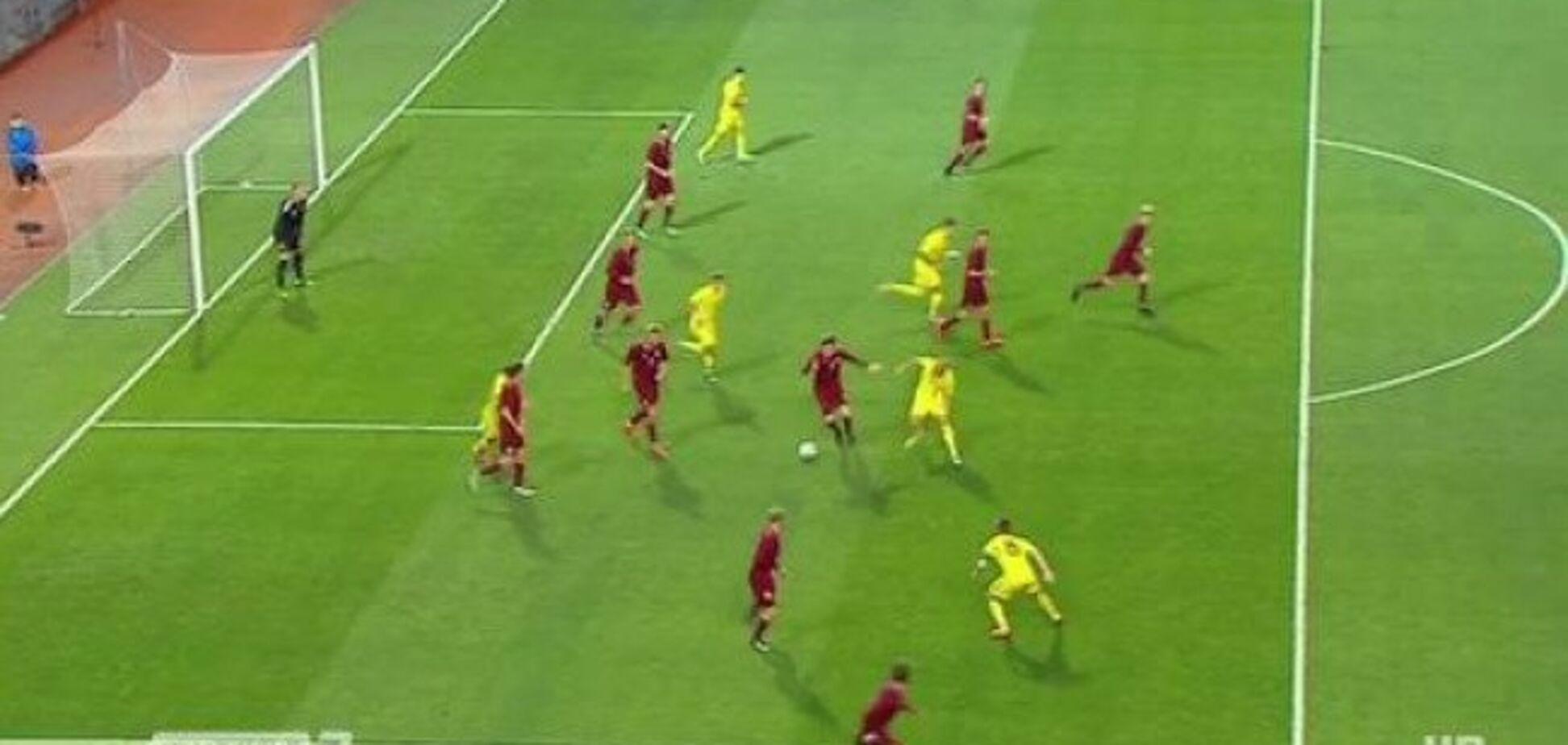 Футболіст збірної України забив фантастичний гол у стилі Мессі