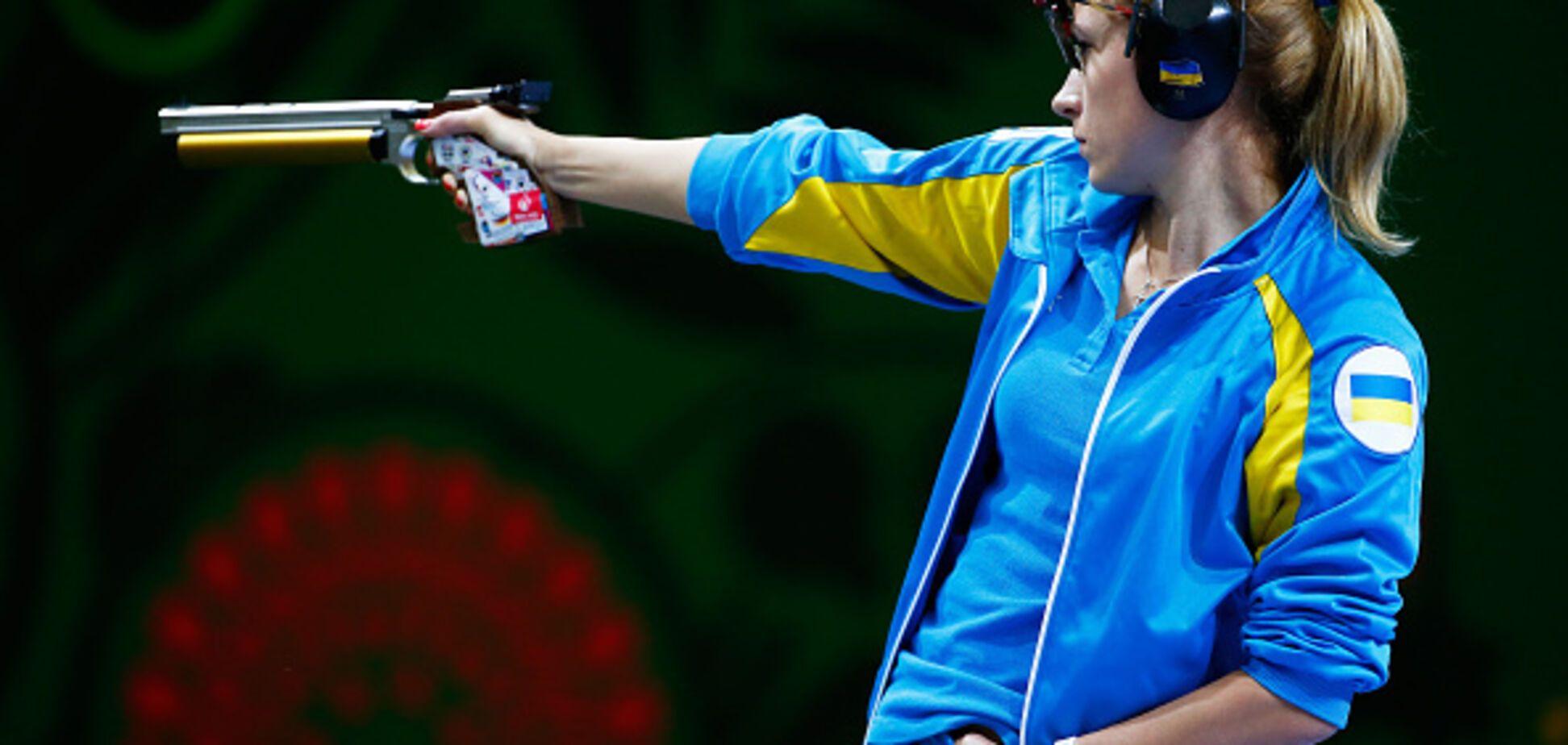 Українка виграла чемпіонат світу зі стрільби, обійшовши росіянку