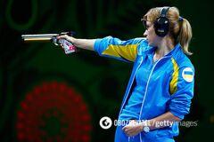 Украинка выиграла чемпионат мира по стрельбе, обойдя россиянку
