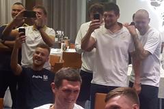 'Верх цинізму': вчинок футболістів збірної України обурив мережу - опубліковано відео