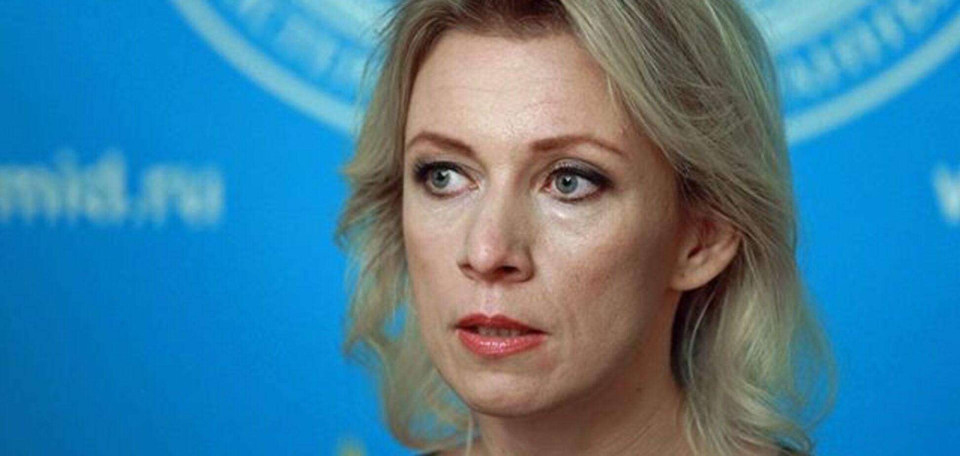 'Ролевые игры': Захарова-'медсестра' разозлила россиян новой выходкой