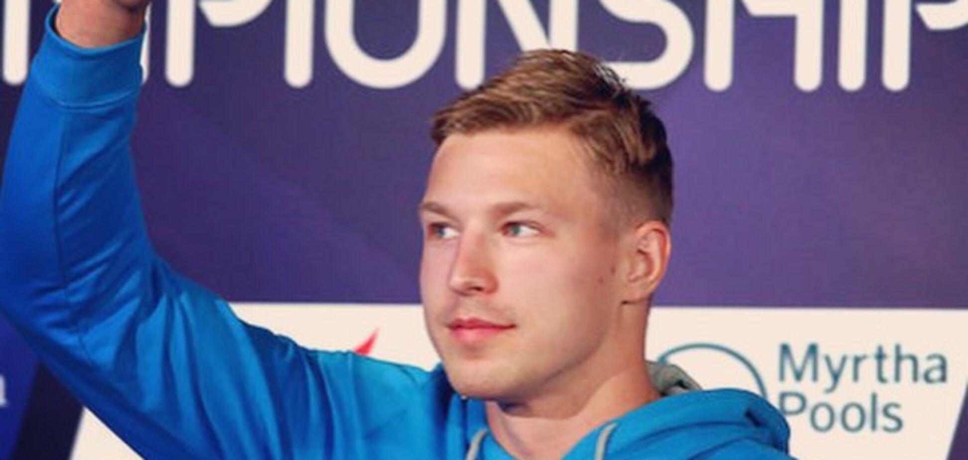 Рекорд і 'золото'! Український плавець викликав фурор у Росії