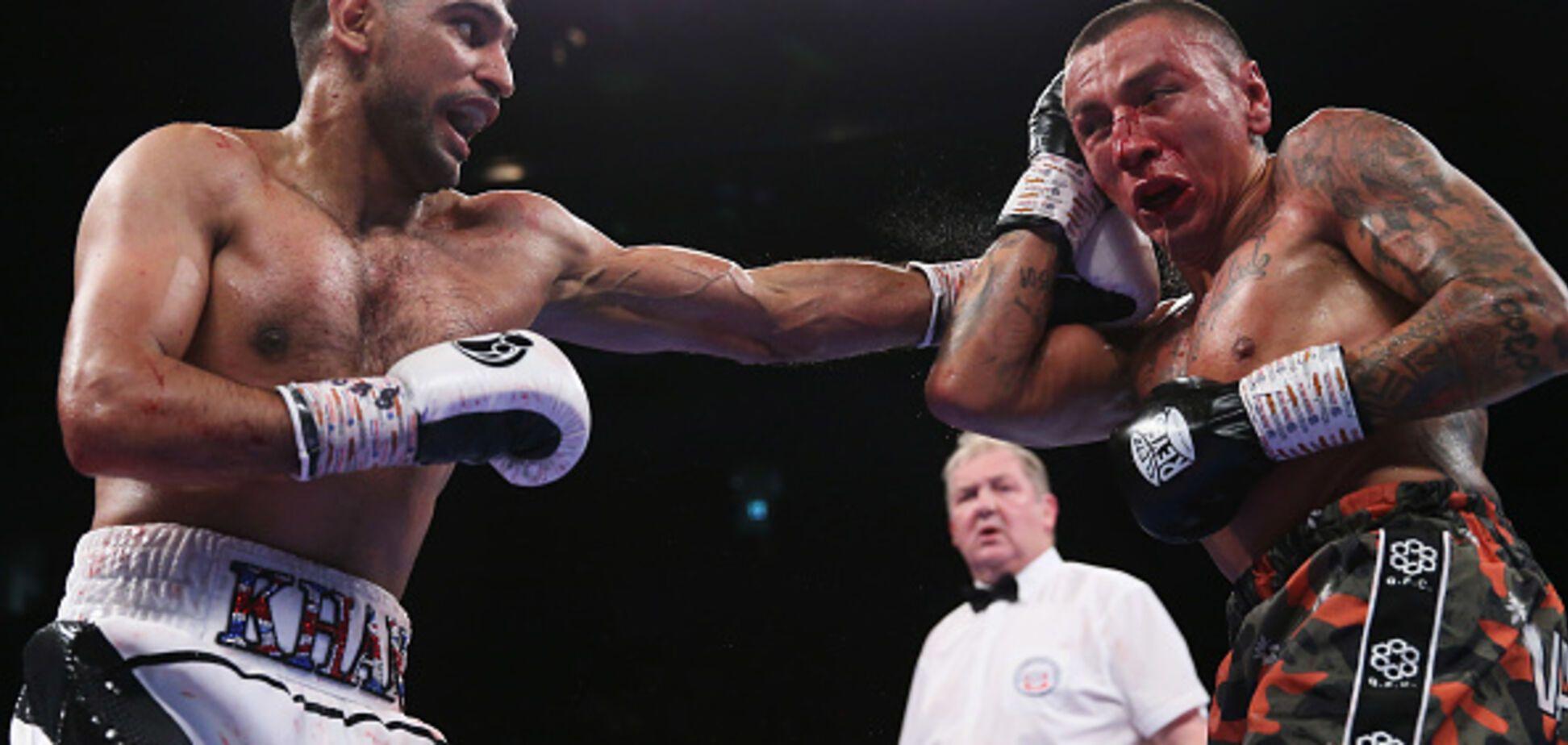 Знаменитий боксер здобув яскраву перемогу, піднявшись з нокдауну - опубліковано відео