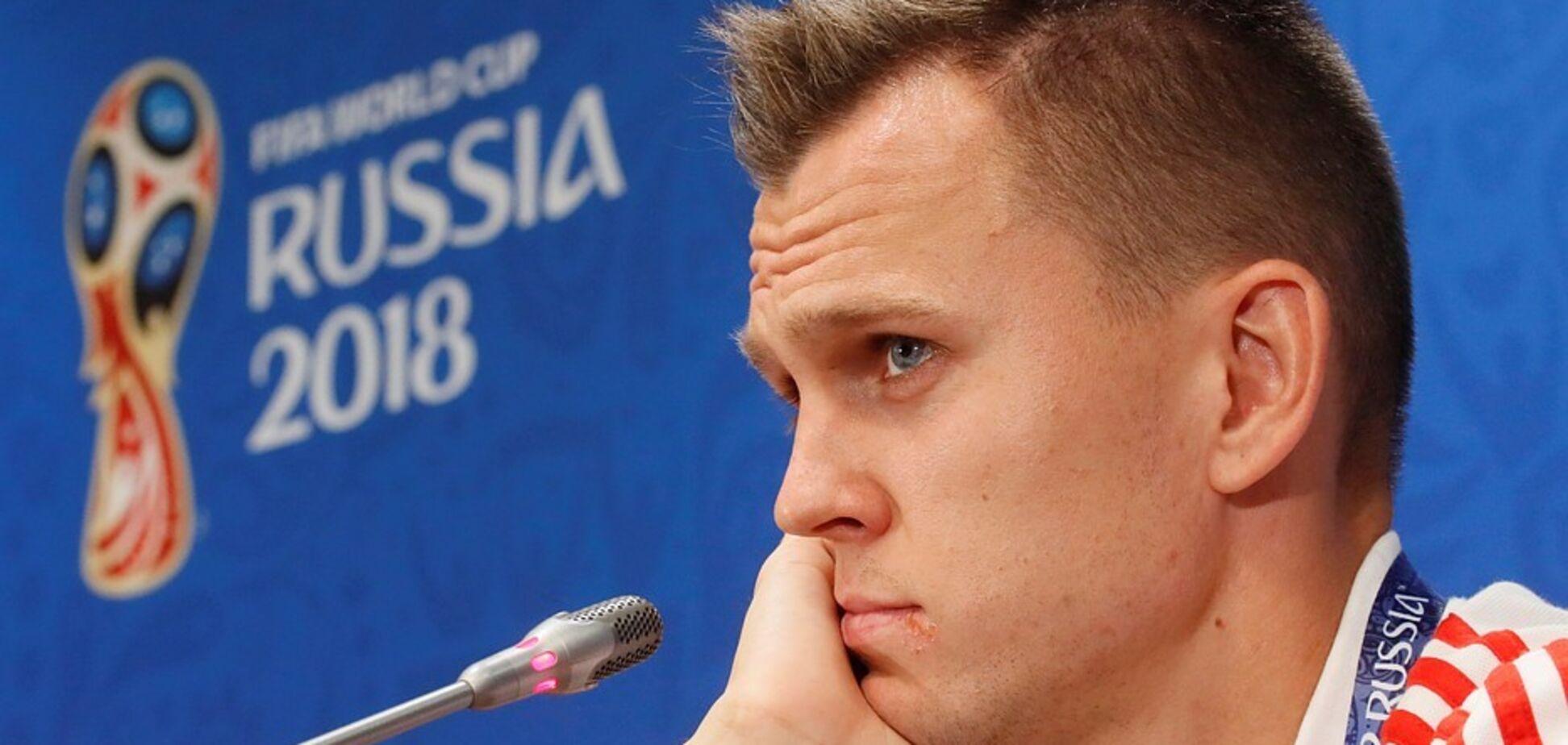 Допинг-скандал: футболиста сборной России случайно сдал отец