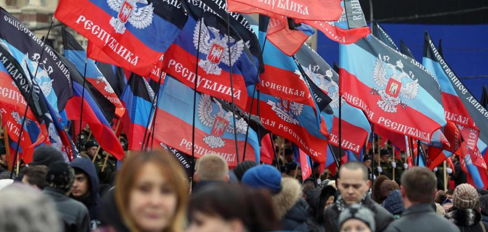 ''Работали на Украину'': в ''ДНР'' устроили облаву на подростков