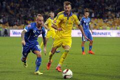 Гол Ярмоленко! Украина – Словакия: онлайн-трансляция матча Лиги наций