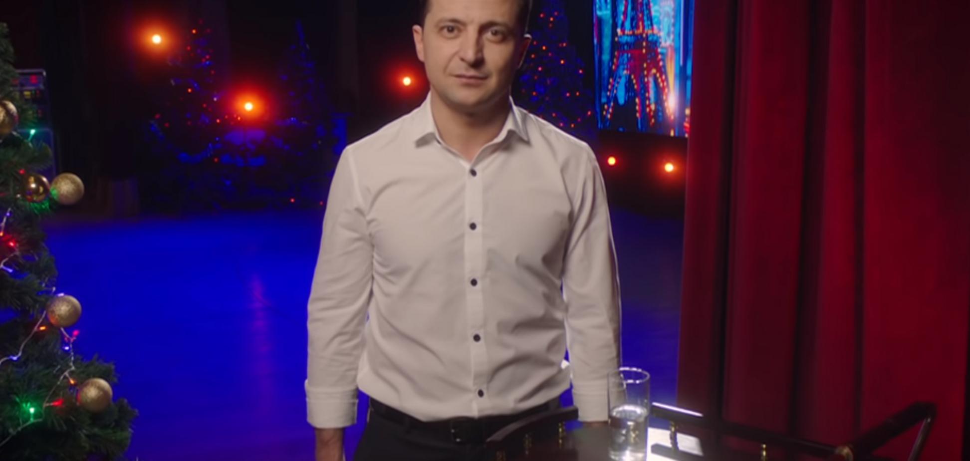 ''Час назрів'': український телеканал пояснив ''трюк'' зі зверненням Зеленського в новорічну ніч