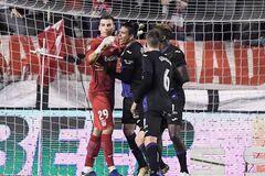 ''Дякую за все'': українському футболісту звільнили місце в 'Реалі'