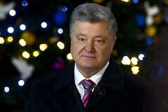 ''Дальше от Москвы!' Порошенко поздравил Украину с Новым годом: полное видео и текст