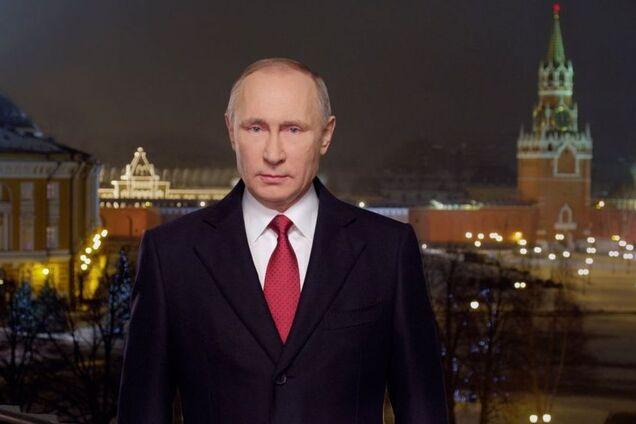 У зверненні Путіна знайшли послання