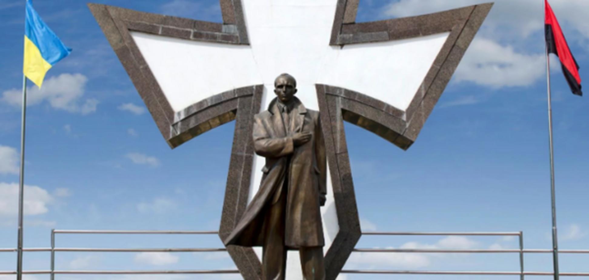 ''Символ борьбы за свободу!'' Украинцы празднуют юбилей со дня рождения Бандеры