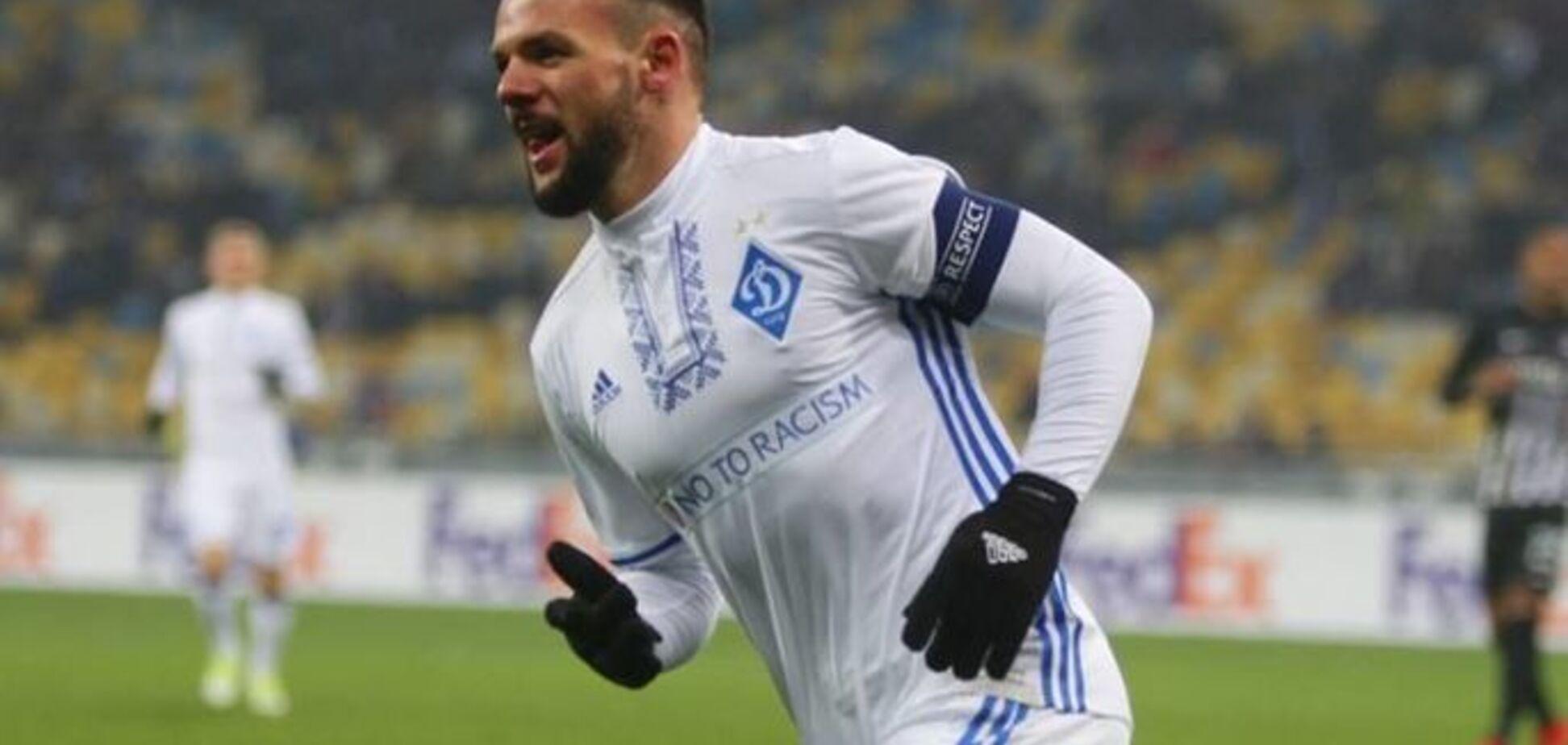 Офіційно: капітан 'Динамо' перейшов в клуб-аутсайдер