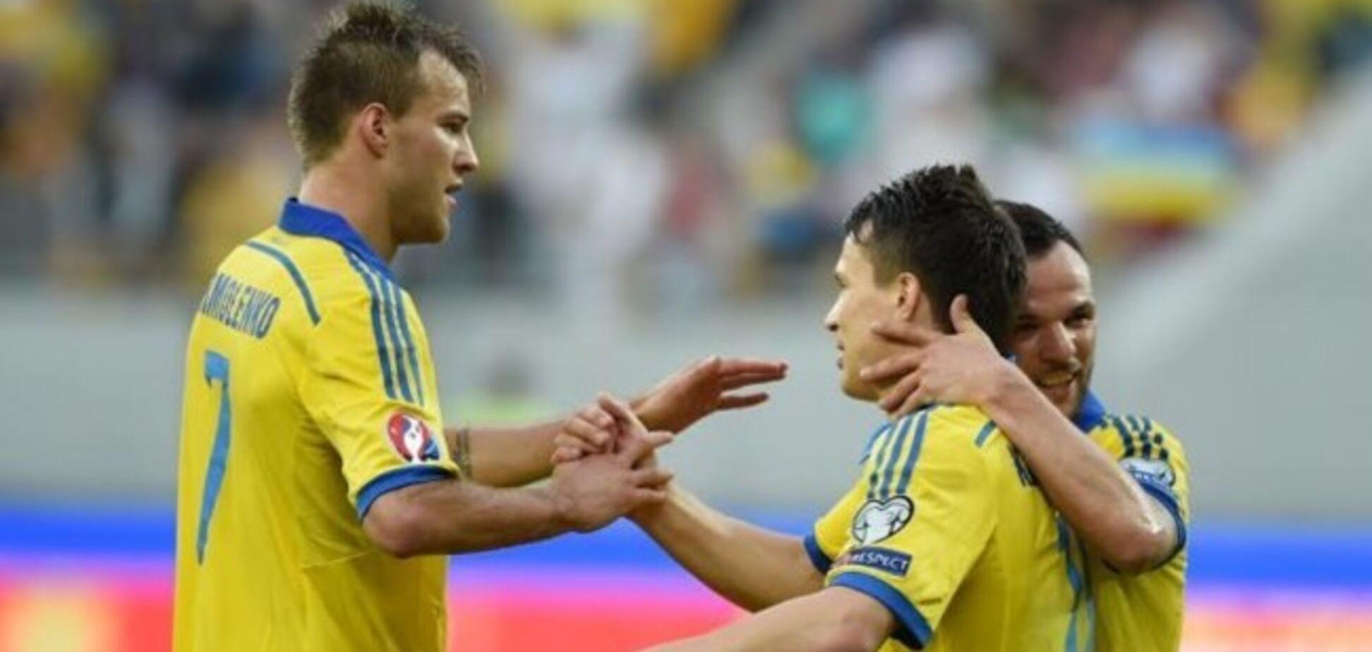 Лідера збірної України виганяють із клубу