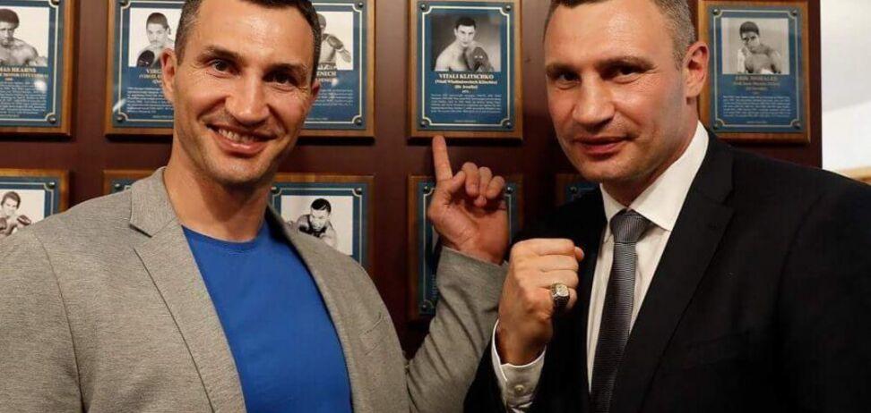 ''Те проигрыши'': Виталий Кличко высказался о брате