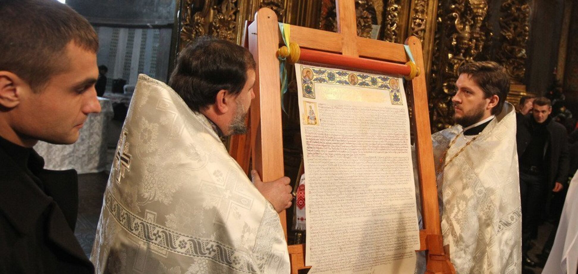 Томос повернувся в Україну: всі подробиці