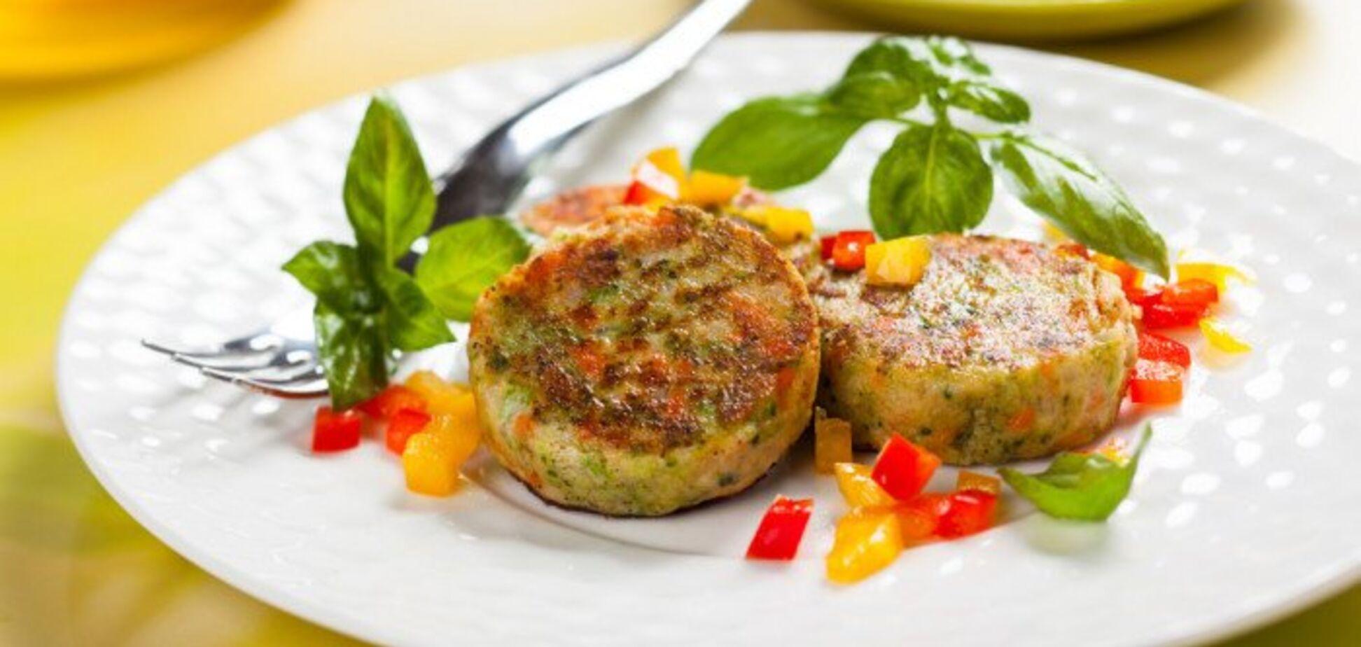 Котлети з овочів для всієї родини: топ-5 рецептів