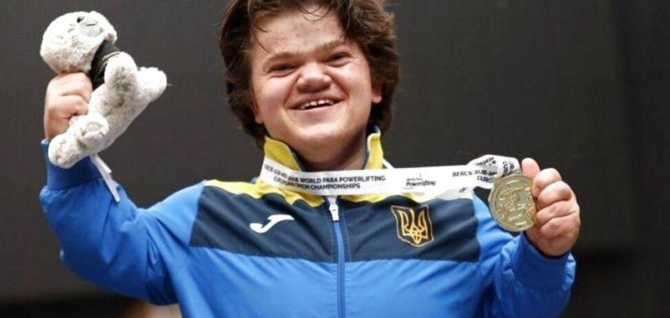 Украинка стала лучшей пауэрлифтершей планеты