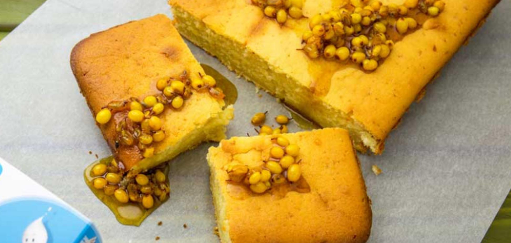 ''Ідеальне поєднання'': відомий кулінар поділився незвичайним рецептом пирога