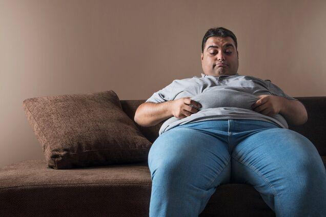 """Ожирение и """"усохший"""" мозг: найдена связь"""
