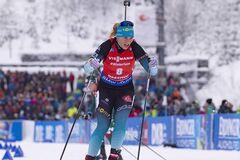 Известные биатлонистки оконфузились в борьбе за лидерство на КМ-2019