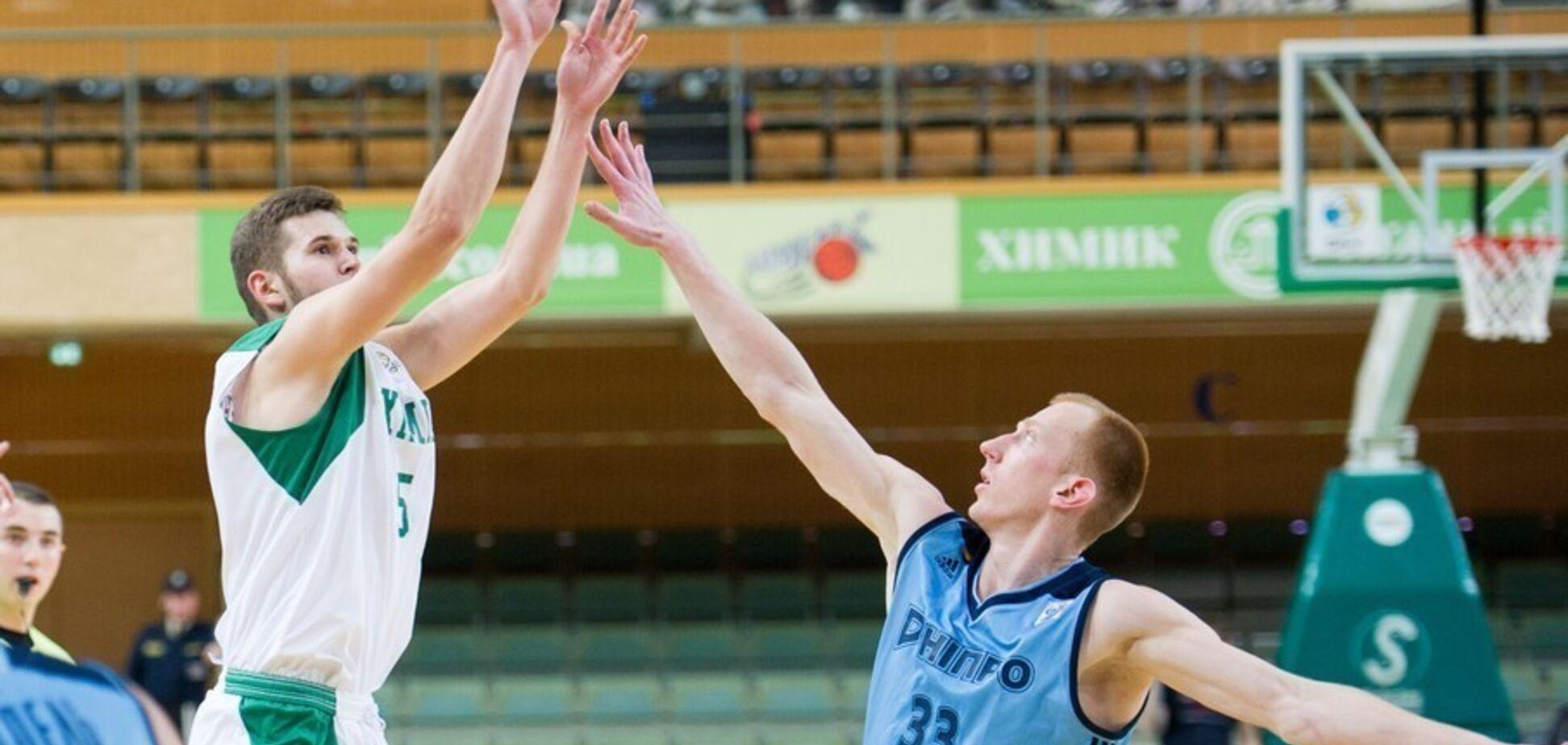 'Дніпро' драматично втратив перемогу в Суперлізі Парі-Матч
