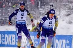 Україну зняли з естафети Кубка світу з біатлону