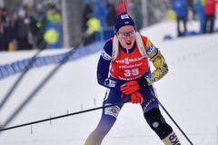 Страшні падіння і сенсаційний результат: відбулася жіноча естафета Кубка світу з біатлону
