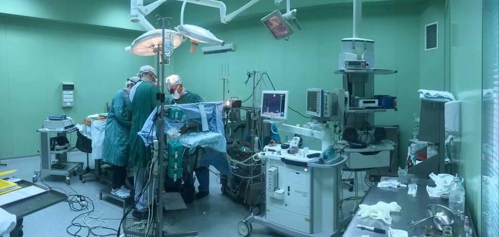 Как кардиохирург Илья Емец с коллегами спасает детские жизни
