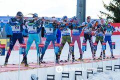 Україна не доїхала до фінішу: всі подробиці чоловічої естафети 4-го етапу Кубка світу з біатлону