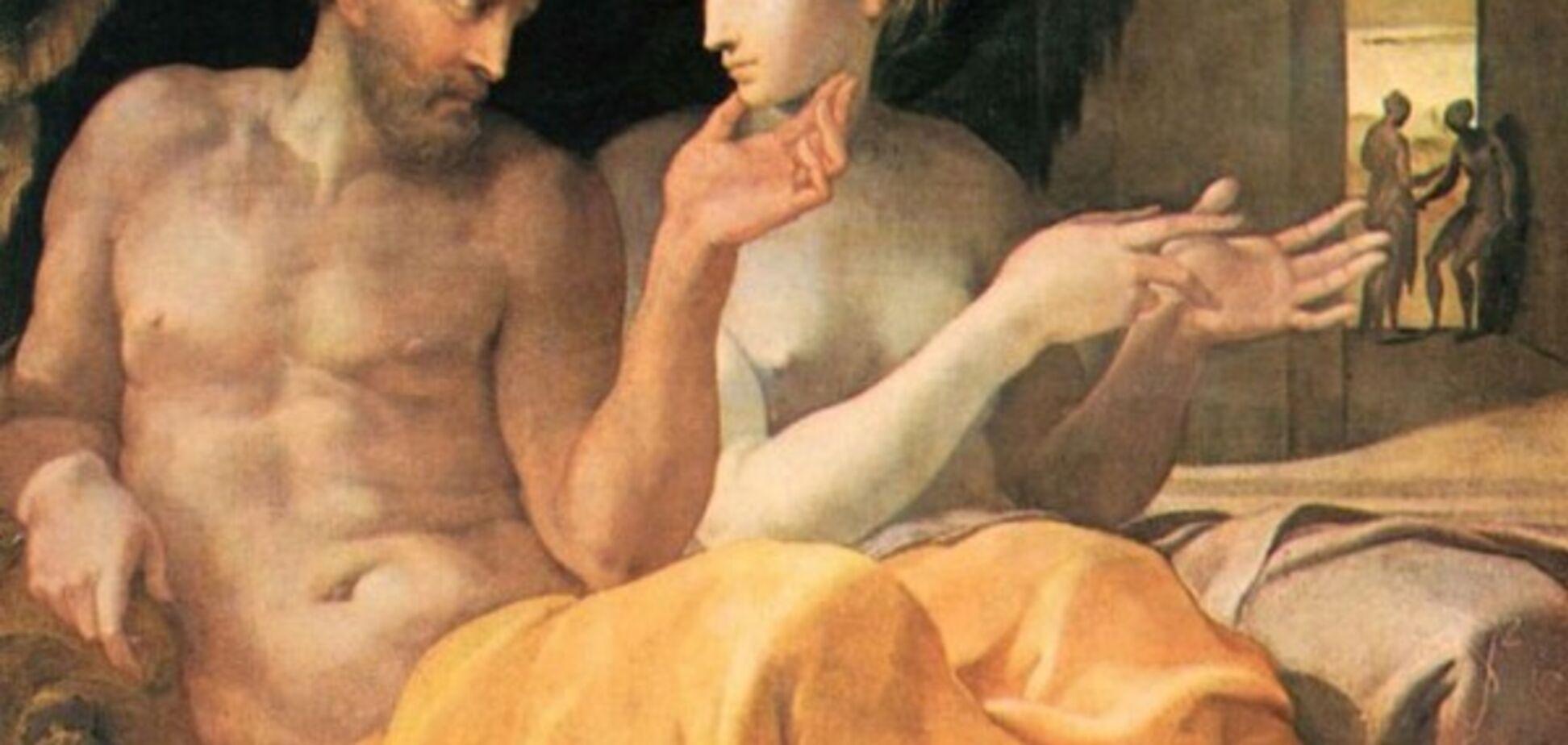 Одісей та Пенелопа, або Як виносити сміття