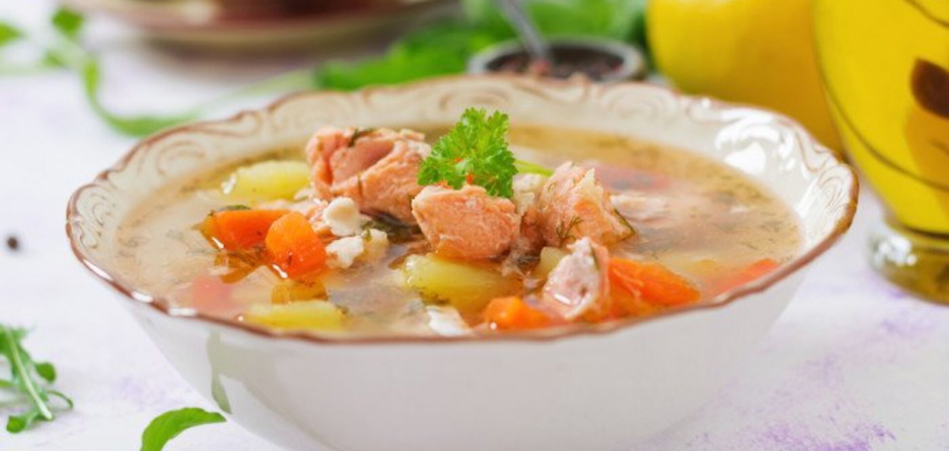 Легко і смачно: рецепти супів у мультиварці