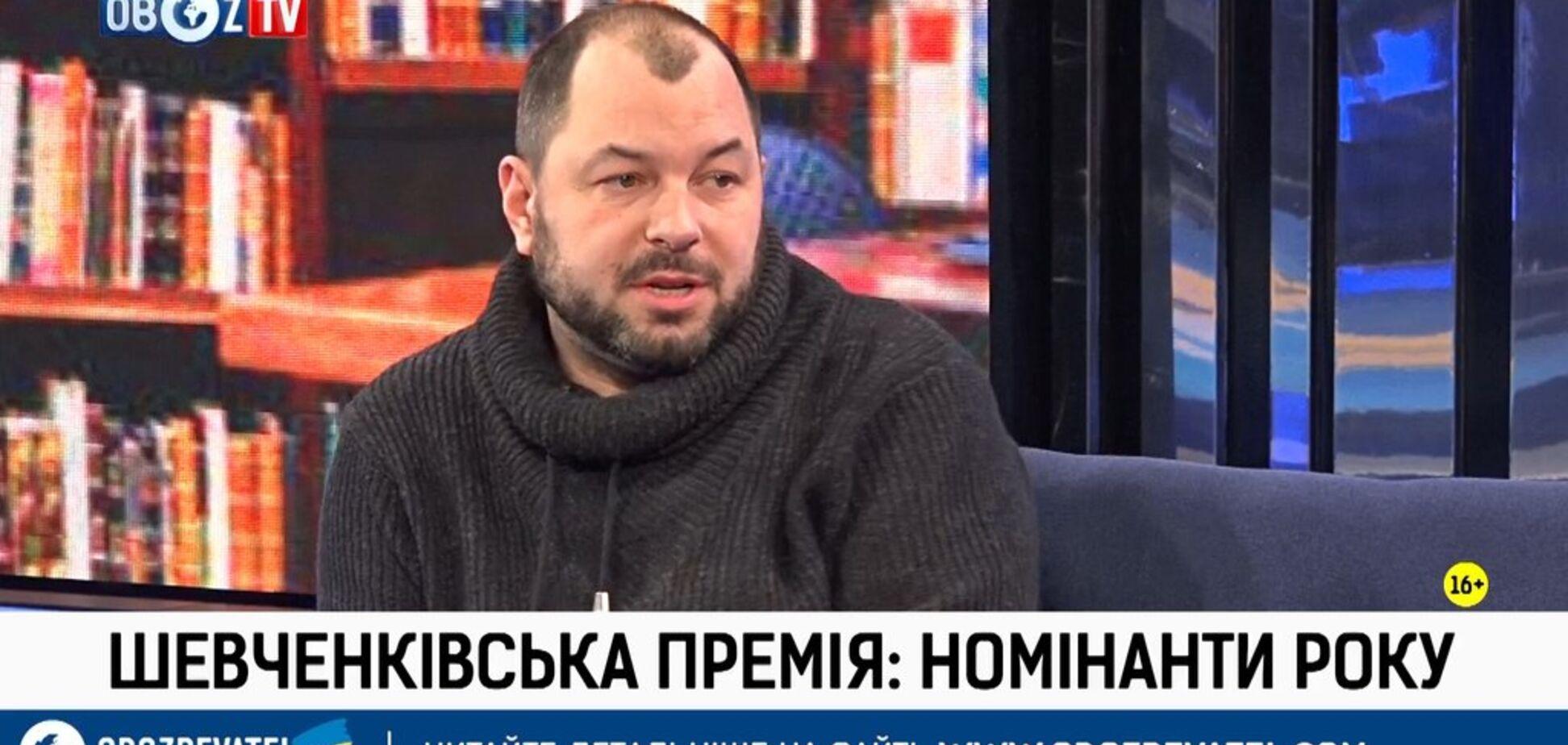 Бронзовый призер Кубка Европы по кикбоксингу претендует на литературную премию Шевченко