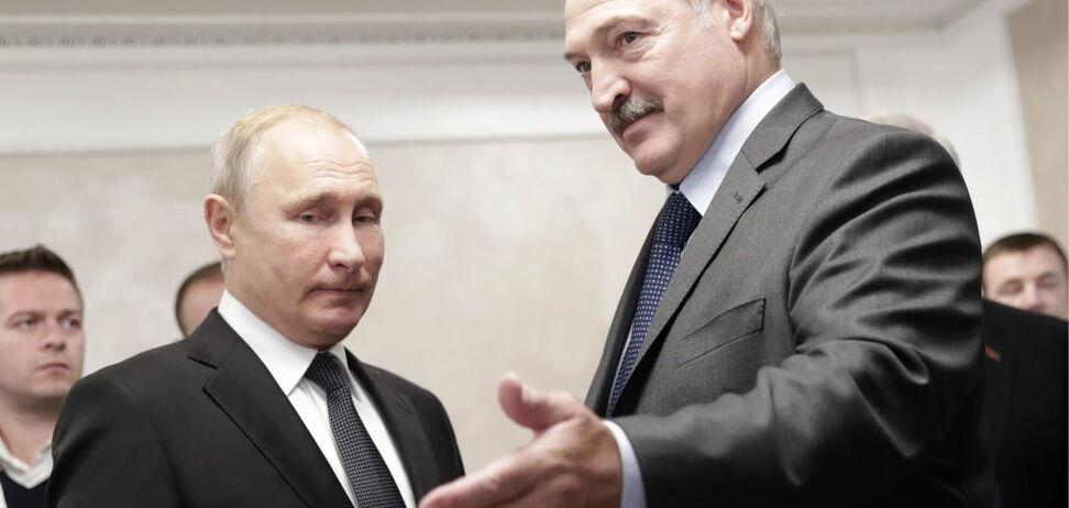 ''Путін хоче дотиснути'': росіянин озвучив план із поглинання Білорусі
