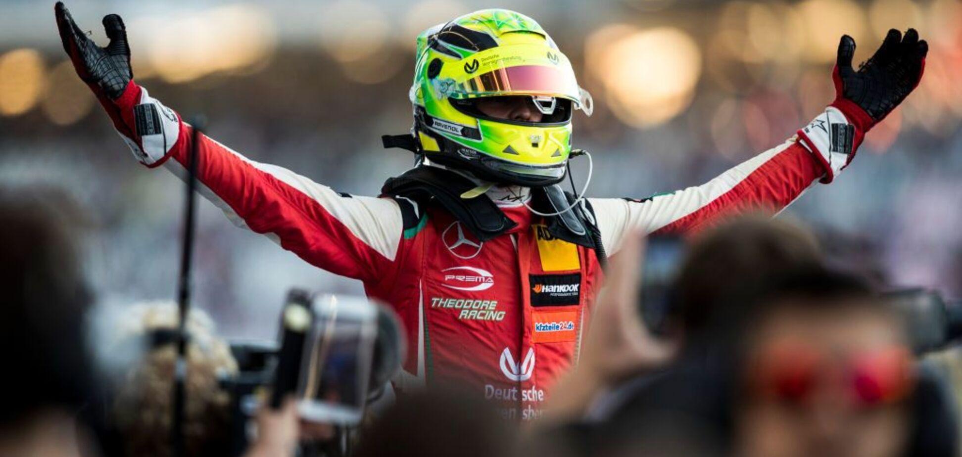 Сыну Шумахера нашли команду в Формуле-1