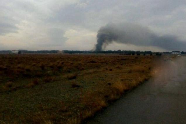 Пассажирский Boeing разбился в Иране: первые фото и видео катастрофы