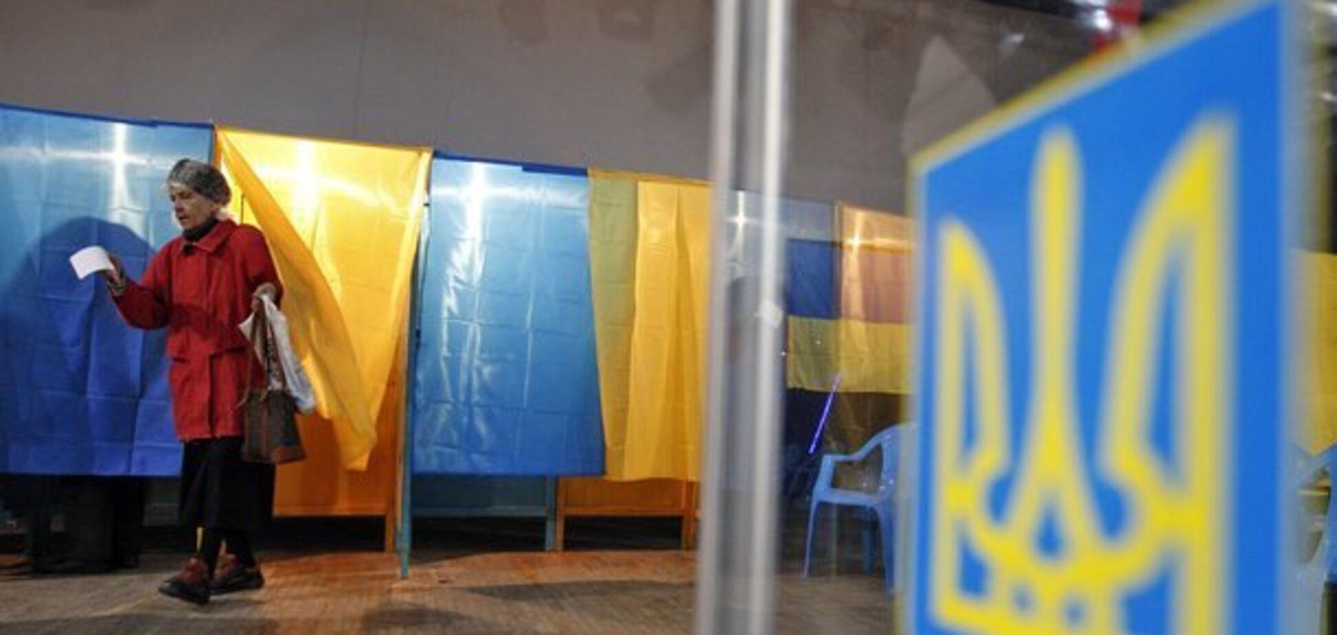 В Україні посилять покарання за фальсифікації на виборах