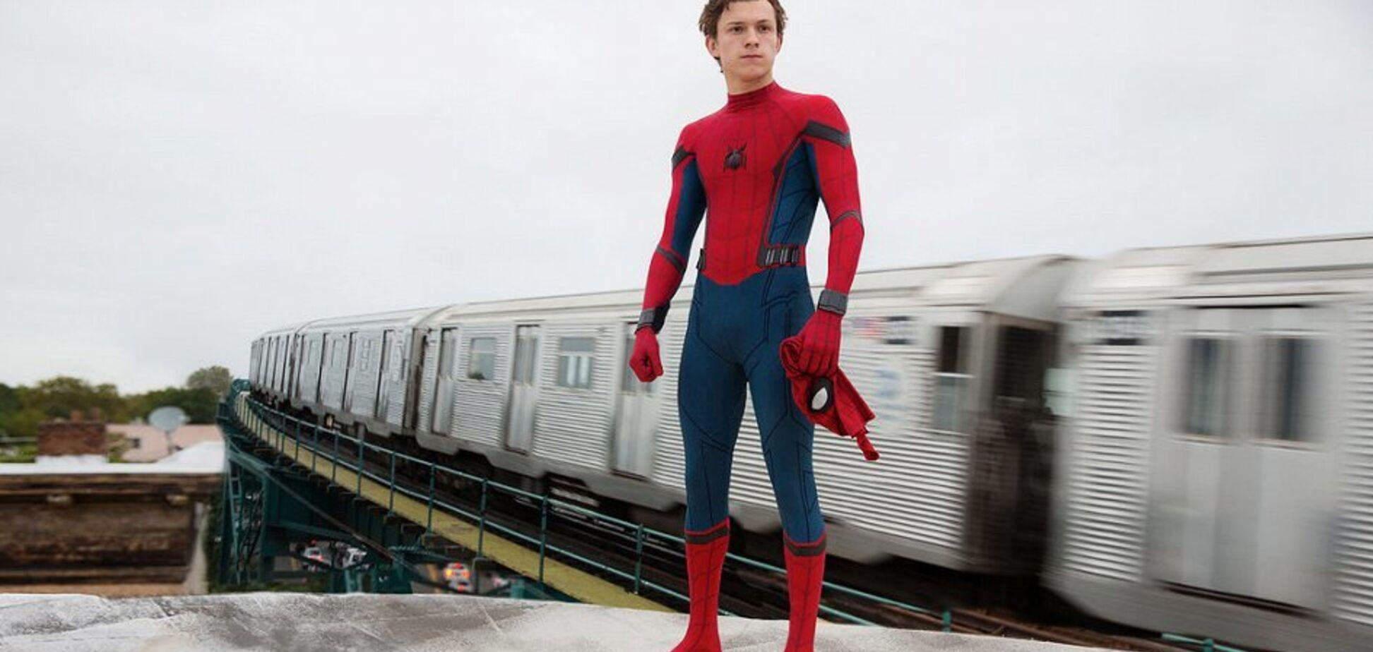 З'явився новий трейлер фільму ''Людина-Павук''