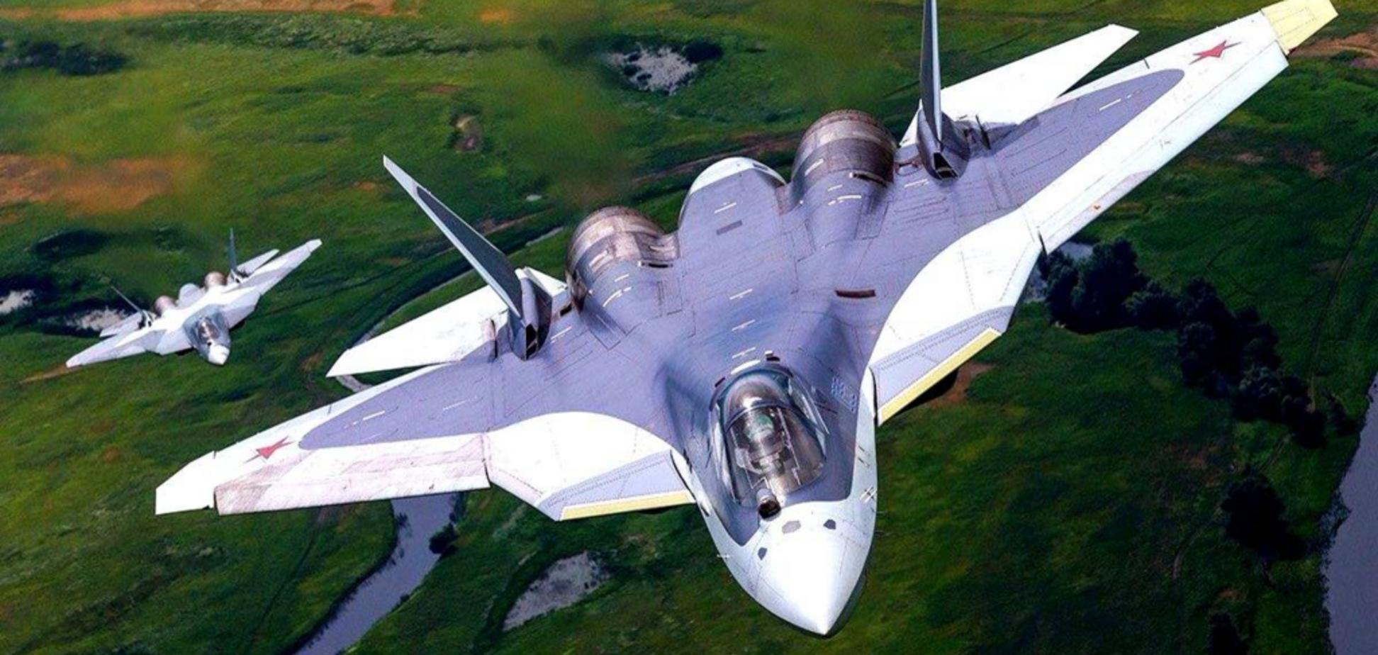 США розкритикували технології-стелс російського Су-57