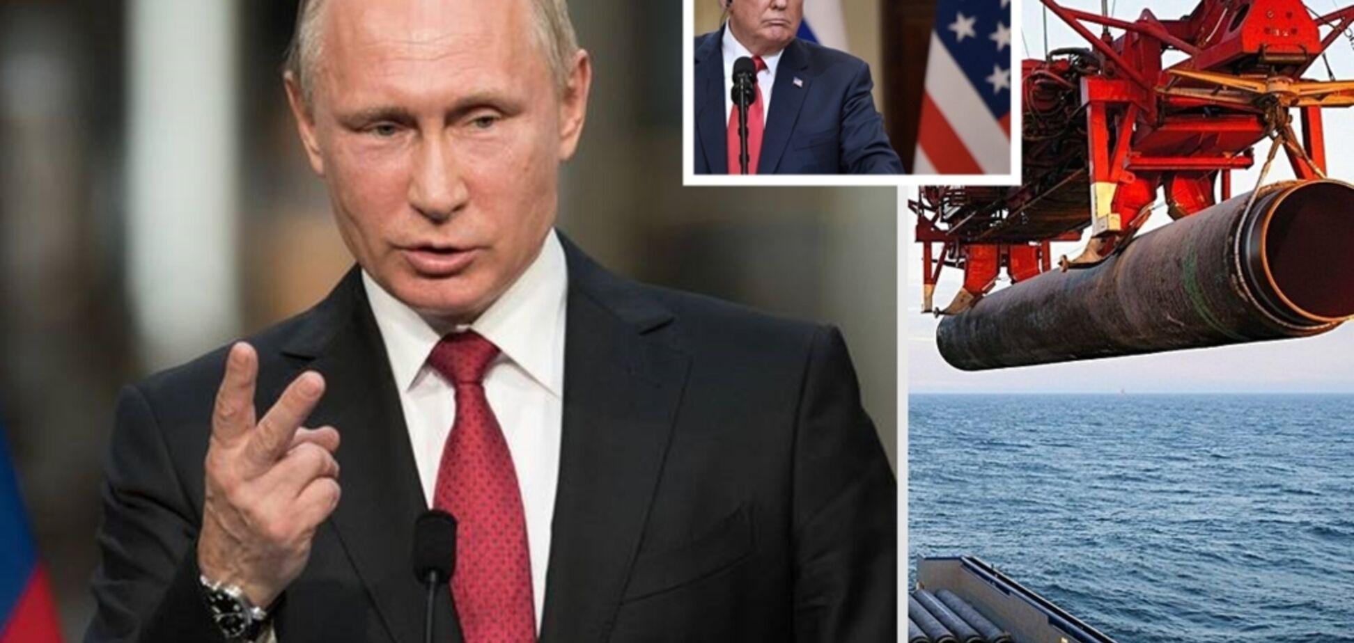 Новый удар Путина по Украине: в США бьют тревогу, а в Германии считают прибыль