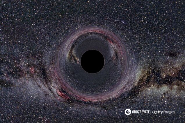 Черная дыра