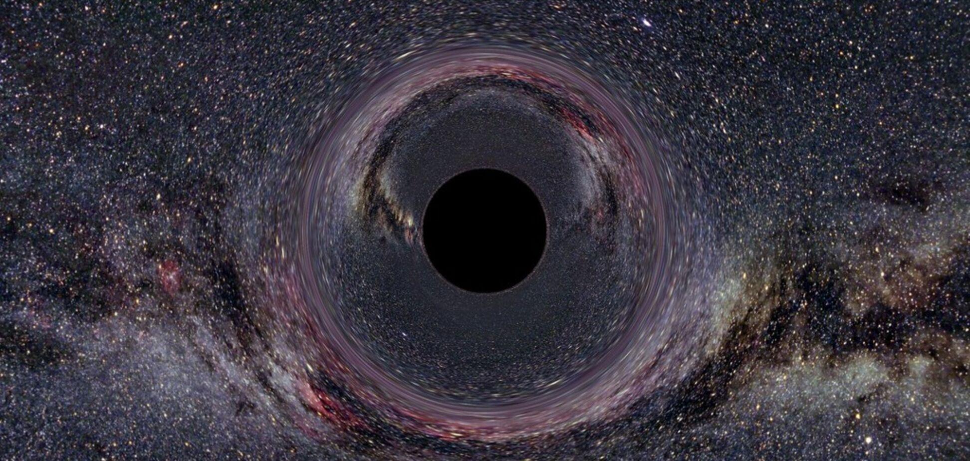 Ученые нашли новый пугающий вид ''питания'' черных дыр
