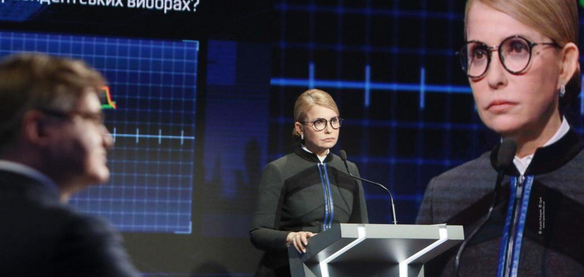 Задача нового президента – запустить экономику – Тимошенко