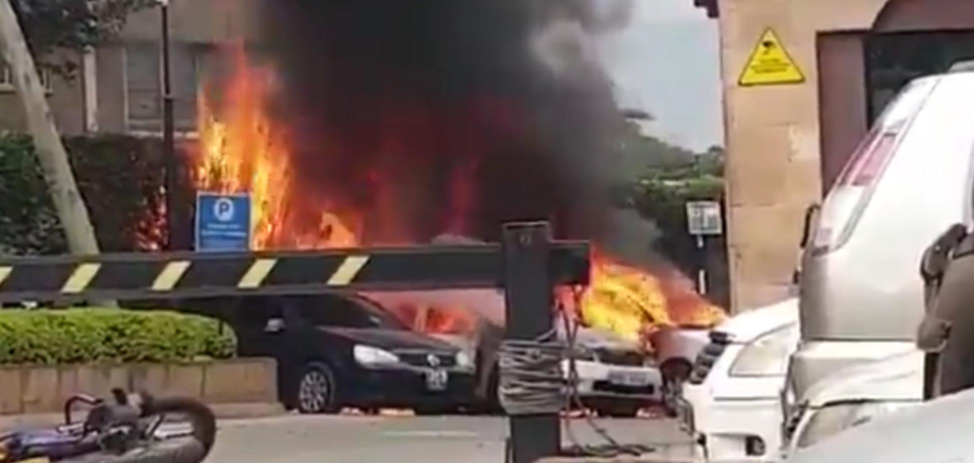 У Кенії терористи захопили готель: є загиблі