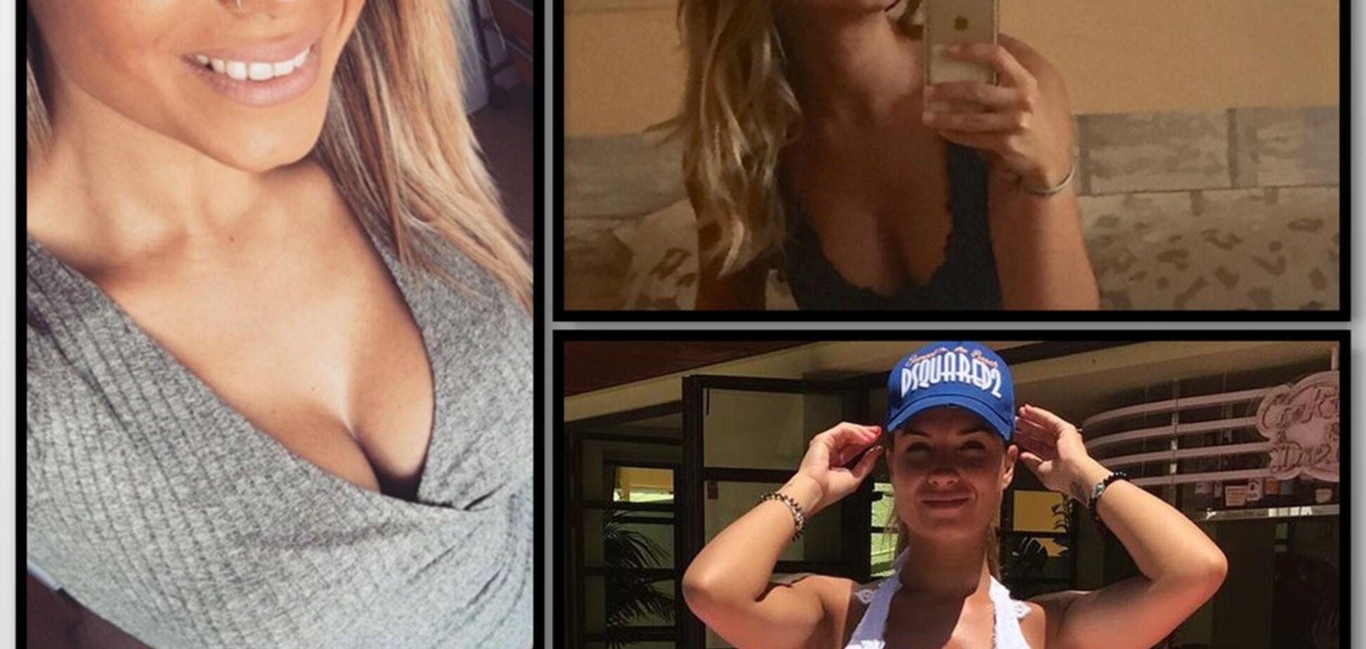 В сети показали личные фото жены испанского новичка 'Динамо'