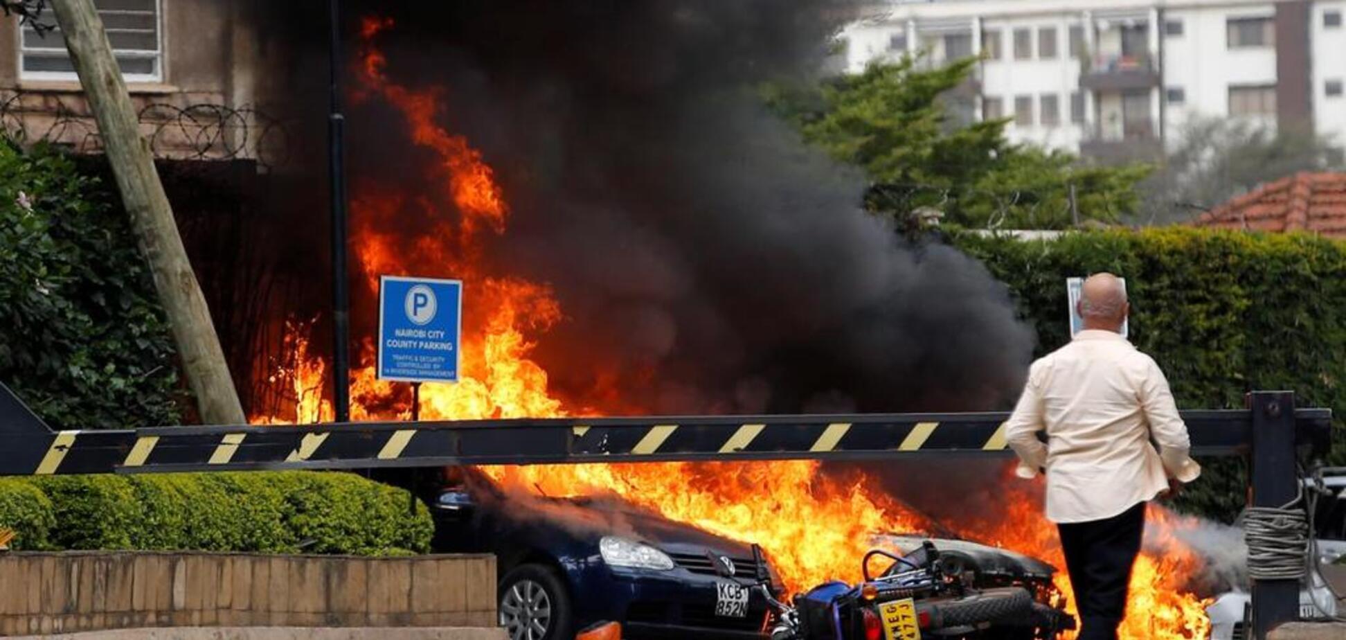 В Кении террористы устроили ад в роскошном отеле: 15 жертв, 30 раненых. Фото и видео теракта
